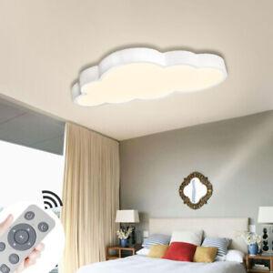64W LED Dimmbar Beleuchtung Deckenleuchte Schlafzimmer Deckenlampe Küchen Lampe
