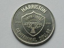 Harriston Ontario CANADA 1878-1978 Centennial 100th Trade DOLLAR Token