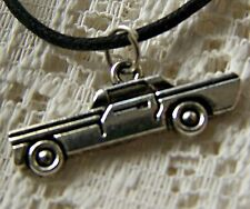 TIBETAN_SILVER ~~ CAR ~~ NECKLACE -- (GREAT_GIFT)