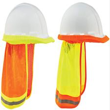 Ergodyne Glowear 8005 High Visibility Reflective Mesh Hard Hat Neck Shade