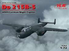 ICM 1/72 Do 215B-5 WWII German Night Fighter #72306 *sEALED*nEW*