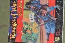 25mm japanese clan wars RPG book (as photo) (13306)