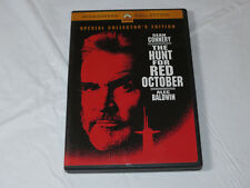 The Hunt for Red October DVD 2003 Special Collectors Edition Widescreen PG