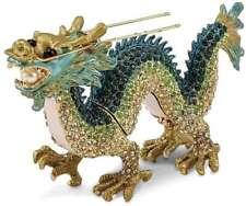 Bejeweled Chi Drache Schmuckkästchen