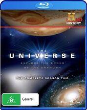 The Universe : Season 2 (Blu-ray, 2010, 4-Disc Set) - Region B