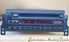 MINI COOPER S BOOST CD PLAYER RADIO CD53 MP3 AUX R50 NOVEMBER 2005 2004 2003 02
