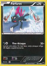 Farfuret - N&B:Glaciation Plasma - 65/116 - Carte Pokemon Neuve Française