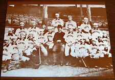 1890s NY Giants: Team Photo - 14x11 Poster/Print
