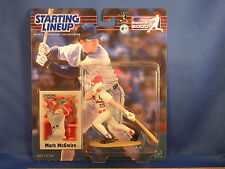 Starting Lineup Mlb - Mark McGwire / St Louis Cardinals - 2000 Sports Figure