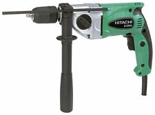 Hitachi D13VH Variable Reversible Drill 690W 13mm RRP= $290 REDUCED TO CLEAR
