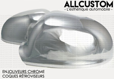 CHROME MIRROR COVERS CAPS WINGS for VW GOLF 5 2003-2008 TDi TSi GTI GTx R36 R32