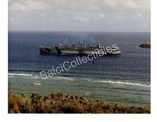 Historic US Navy Ship Submarine Tender Proteus AS-19 Official Photo 8x10