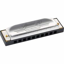 Hohner Special 20 Harmonica in Bb Progressive Version w/Free Online Lessons