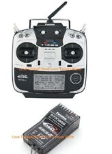 DHL - New FUTABA 14SG (MODE 2) RADIO FASST RC TRANSMITTER + R7008SB Receiver x 1