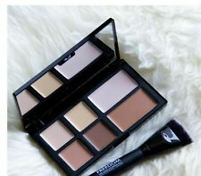 Freedom Makeup Pro Strobe & Contour Powder Palette & Brush- New & Boxed
