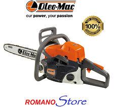 MOTOSEGA CHAINSAW OLEO MAC GS350 C 2,0 Hp - 1,5 Kw - 38,9 cc. EURO 2 Cm.35x91