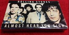ROLLING STONES ALMOST HEAR YOU SIGH-BREAK THE SPELL CASSETTE SINGLE SEALED