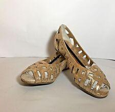 Thalia Sodi Zuly Rose Gold Womens Shoes Size 6.5 M Flats MSRP $49.5