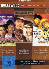 DVD-BOX - Hollywood Western Collection - Hollywoods Haudegen - 3 Filme Edition