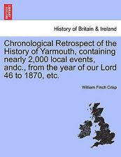 Retrospect cronológico de la historia de Yarmouth, que contiene casi 2,000 lo