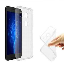 For LG Nexus 5X New Soft Transparent Gel Skin TPU Anti-Finger Case Cover Salable