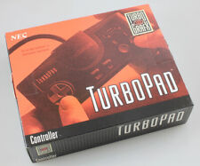 TurboGrafx-16 TG16 TurboPad Controller - Official OEM Brand New in Box BOXED