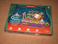 Nouveau Clown canon cirque Moving 3D slot-modèle Together + Happy Sea Lions Bundle