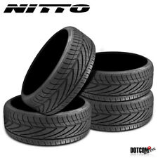 4 X New Nitto NT-GEO NeoGen 235/50R17 100W Ultra High Performance Tire