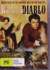 RIDE CLEAR OF DIABLO - AUDIE MURPHY - NEW & SEALED DVD