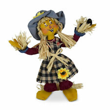 Annalee Dolls 2021 Autumn 12in Scarecrow Mom Plush New with Tag