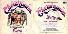 CHEWINGUM BAND / BETTY – MEDLEY: ROCK'N CONTROL / SELF CONTROL / SHADOW DANCING