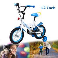 Ridgeyard 12 Zoll Kinder Fahrrad Kinderfahrrad Bike Mädchen Kinder Stützräder