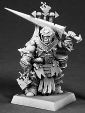 OLOCH ICONIC ORC WARPRIEST- PATHFINDER REAPER figurine miniature rpg armor 60175