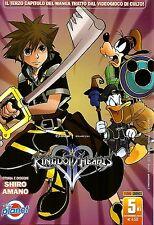 MANGA - Kingdom Hearts II (2) N° 5 - Planet Disney 11 - Panini Comics - NUOVO