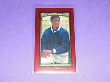 Goodwin Champions 2013 DARRYL STRAWBERRY #79 Magician Mini SP/13 Mets - Yankees