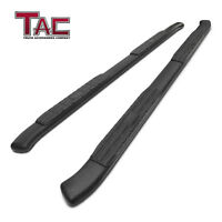 """For 2019-2021 Chevy Silverado/GMC Sierra 1500 Double Cab 4.25"""" Texture Side Step"""