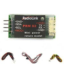 Radiolink PRM-02 Mini OSD Telemetry Module For AT9 AT10 Radio System Transmitter