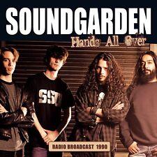 SOUNDGARDEN - HANDS ALL OVER/RADIO BROADCAST  CD NEW+
