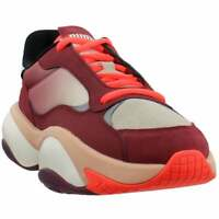 Puma Alteration Planet Pluto Lace Up  Mens  Sneakers Shoes Casual   - Burgundy -