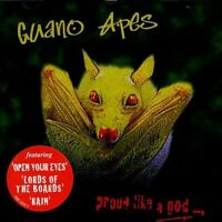 Guano Apes Proud like a god (1997) [CD]