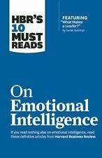 """HBR's 10 Must Reads on Emotional Intelligence (with featured article """"What Makes"""