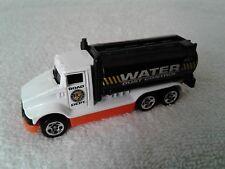 Tank Truck Water 1991 Hot Wheels Road Repair 5-Pack Orange,Minty New 5 spoke