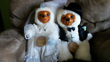 Robert Raikes Bears Gregory & Allison Tags Vintage Collectible Teddy Bear