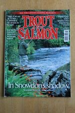 Trout and Salmon Magazine - October 2004