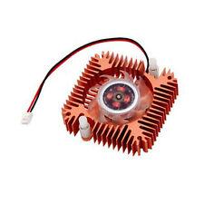 PC Laptop CPU VGA Video Card 55mm Cooler Cooling Fan Heatsink BT