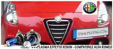 """LAMPADINE H7 PLASMA XENON BIANCO ABBAGLIANTI - """"ALFA ROMEO MITO"""" - NO ERRORS!"""