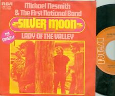 MICHAEL NESMITH ( EX-MONKEES) SILVER MOON ( GERMAN RCA 74-0399) 7'PS 1972