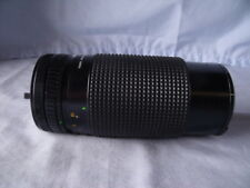 Zoom Multicoated Camera Lens Sears Model 202 737030 Korea 80-200 mm f/1:4! L2