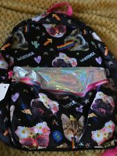 Cats Dogs Black Girls Backpack Animals Cute Sayings and Phrases Back Pack