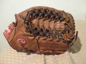 Rawlings Heart of the Hide PRO-1MTC RHT Baseball Gold Glove made in USA KES01